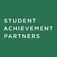 Student Achievement Partners
