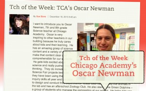 Tch of the Week