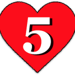 5heart