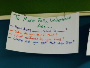 Discourse prompts-to more fully understand ask...