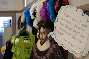 Shakespeare and the Standards? Why not! (thanks to Dewey's LEah Guenther)