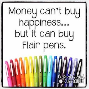 flairpens