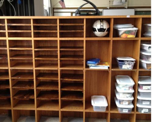 Jan Warner's classroom