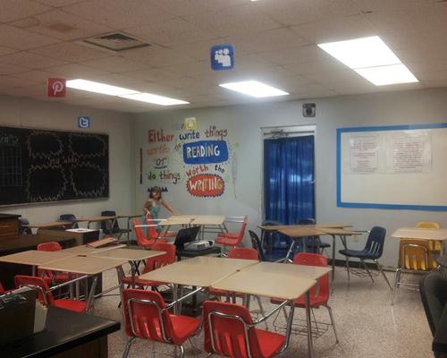 Classroom Setup 10