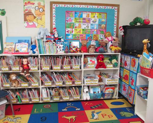 Classroom Setup 11