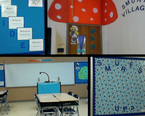 Classroom Setup 2
