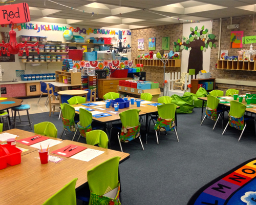 Collaborative Setting Classroom ~ Classroom set up photo contest winners see the pictures