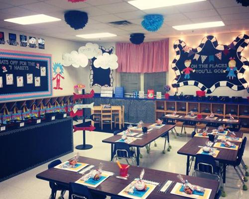 Classroom Setup 5
