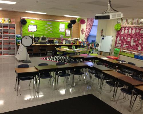 Classroom Setup 9