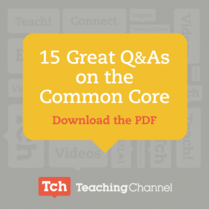 15 Great Tips on the Common Core