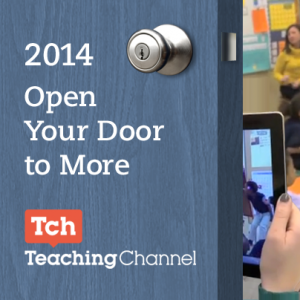 2014 Open Your Door to More