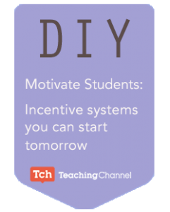 DIY Student Motivation System