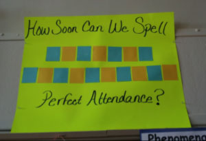 How Soon Can We Spell