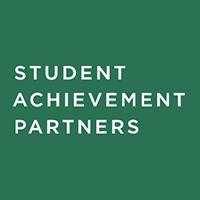 Student Achievement Partners