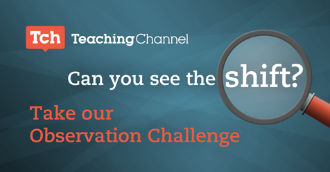 Observation Challenge: Can You See The Shift?