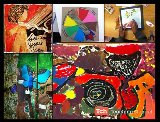 art integration in the classroom
