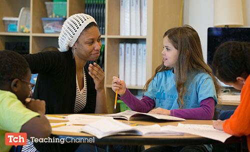 Using exemplars in the classroom