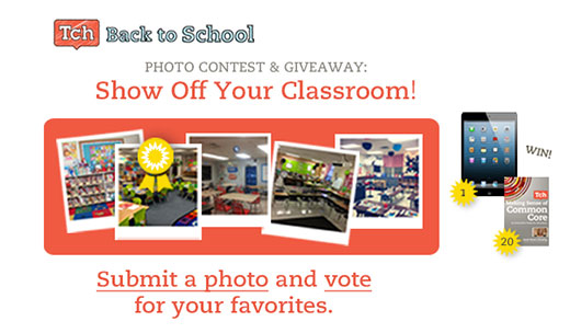 Show off your classroom