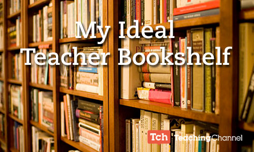Teacher Bookshelf