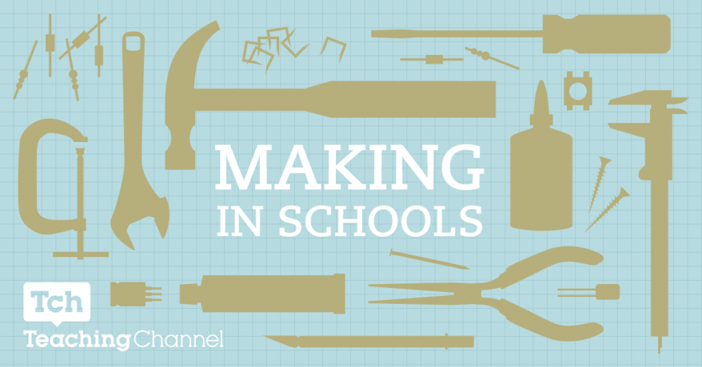 School MakerSpaces - cover