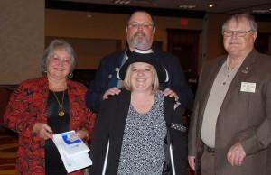 2010 DAR State Teacher of the Year Award