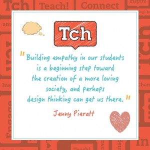 Building Empathy - Jenny Pieratt quote
