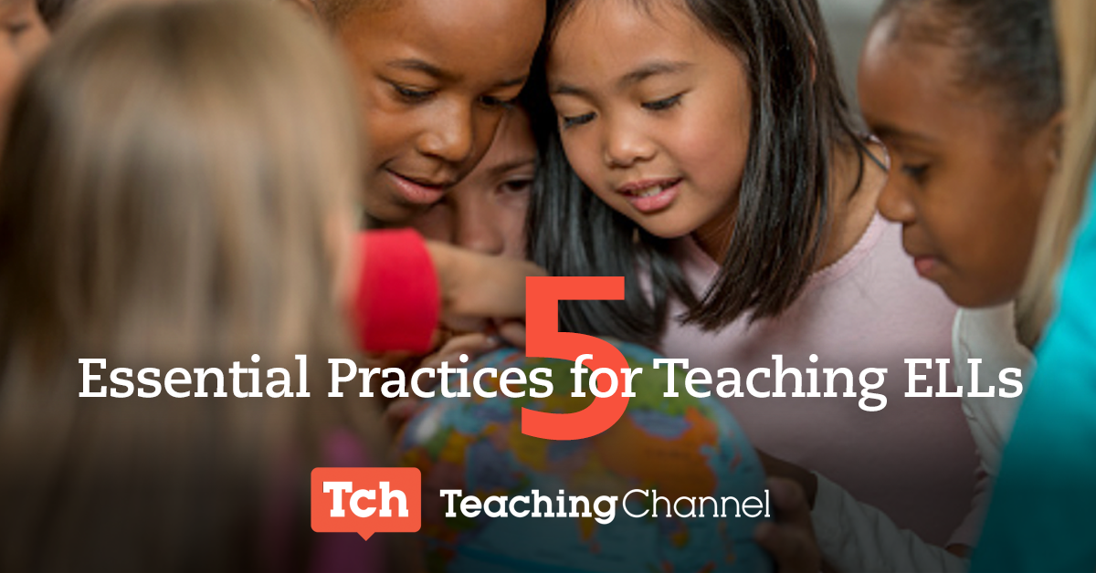 Video Playlist: 5 Essential Practices In The Elementary ...
