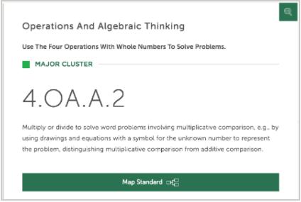Common Core Standards Math: 4.OA.A.2