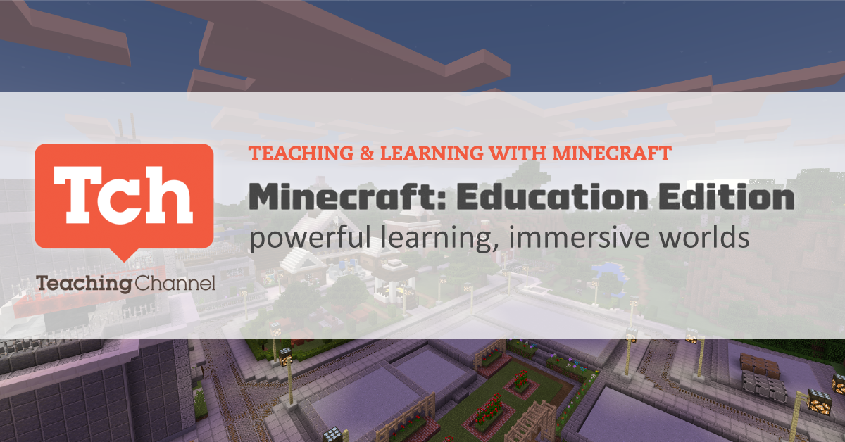 Collaborative Learning With Minecraft