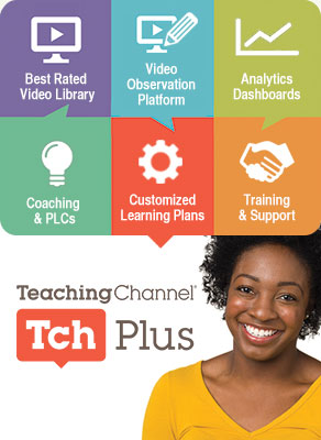 Teaching Channel Plus web box