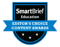 SmartBrief Ed Choice Award