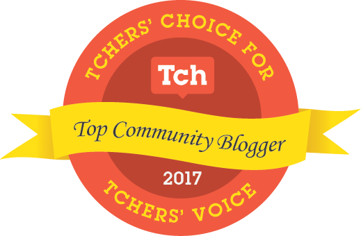 Top Community Blogger Badge