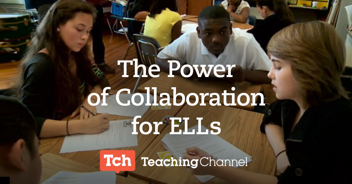 3 Tips For Supporting ELLs Through Co-Teaching & Collaboration