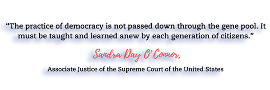 Sandra O'Connor Quote