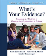 What's Your Evidence book cover