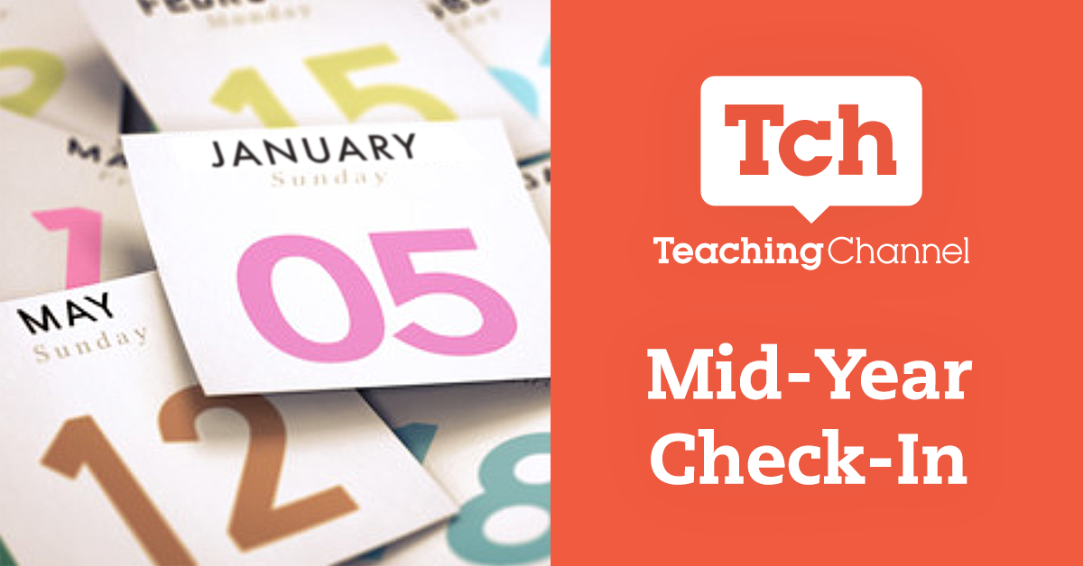 Mid-Year Teacher Check-In: Assessing Your Year So Far