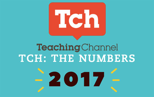 Teaching Channel - Tch: The Numbers 2017