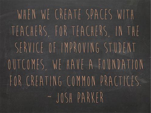 Josh Parker quote