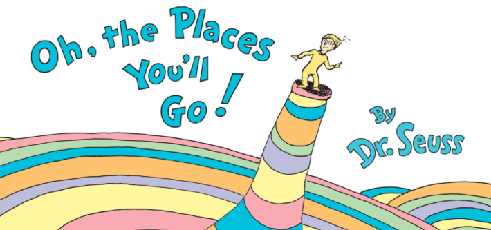 Oh The Places
