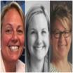 Sandy Cappelli, Susan Lyons, & Kathryn Davis