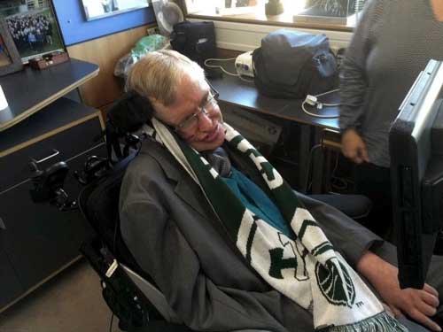 Hawking Portland Scarf