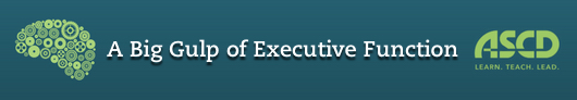 Big Gulp of Executive Function Blog Header