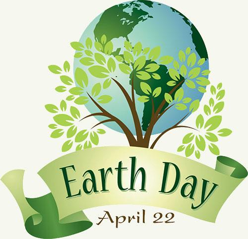 Earth Day logo