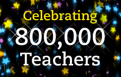 800k Teachers