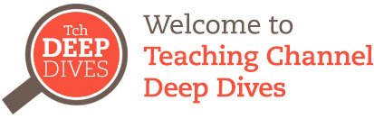 Deep Dive for Teachers