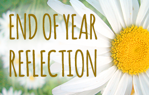 End of Year Reflection Promo 2018