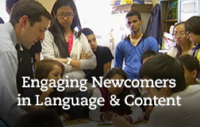 Engaging Newcomers Promo