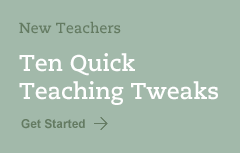 TeachingTweaks