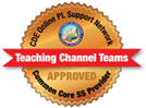 California Department of Education: Online PL Support Network, Common Core SS Provider