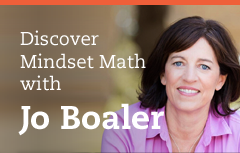 Mindset Math With Jo Boaler